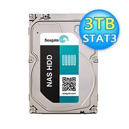 Seagate 希捷 3TB 3.5吋 NAS專用硬碟