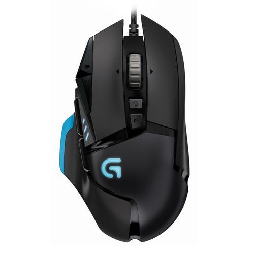 羅技 G502 自調控遊戲滑鼠
