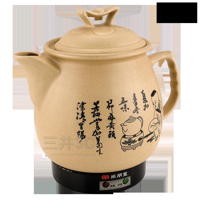 尚朋堂 養生藥膳壺SS-3800
