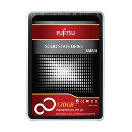 Fujitsu 富士通 2.5吋 120GB FSB SSD 固態硬碟【展示良品】