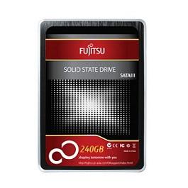 Fujitsu 富士通 2.5吋 FSB 240GB SSD 固態硬碟【展示良品】