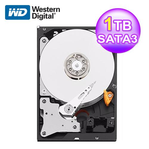 WD 紫標 1TB 3.5吋監控系統硬碟