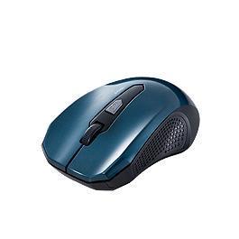 E-BOOKS M14 省電型無線滑鼠 藍
