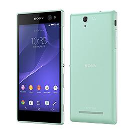 SONY Xperia C3 D2533 4G LTE 綠