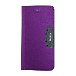 GAMAX IPHONE 6 唯美摩登款皮套 4.7吋(紫)