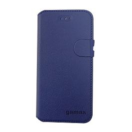 GAMAX IPHONE 6 精緻商務款皮套 4.7吋 藍