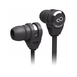 富士通 智慧型手機專用入耳式耳麥 黑