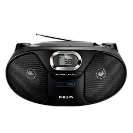Philips 飛利浦 USB手提音響 AZ385【展示良品】