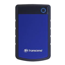 創見 2T SJ25H3B 軍規防震硬碟 USB3.0