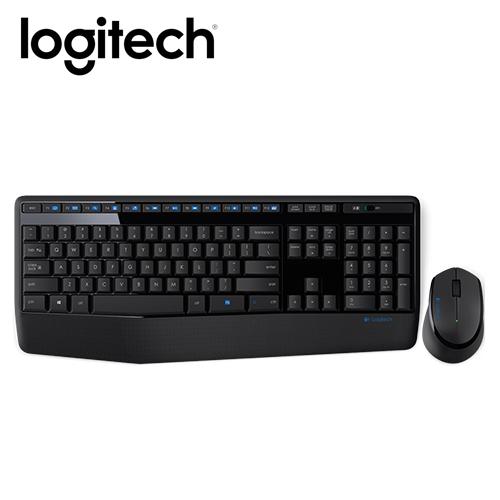 羅技 MK345 無線鍵盤滑鼠組