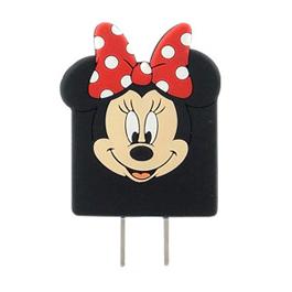 迪士尼 USB充電座 米妮