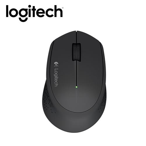 Logitech 羅技 M280 無線滑鼠 黑