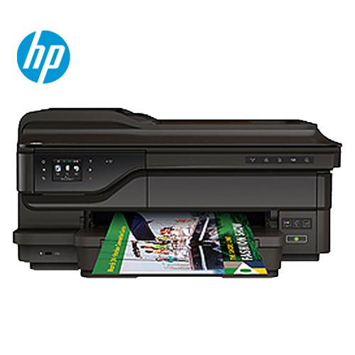 HP 惠普 OJ-7612 A3彩色噴墨印表機