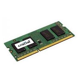 美光 DDR3 1600 4GB NB用雙電壓記憶體