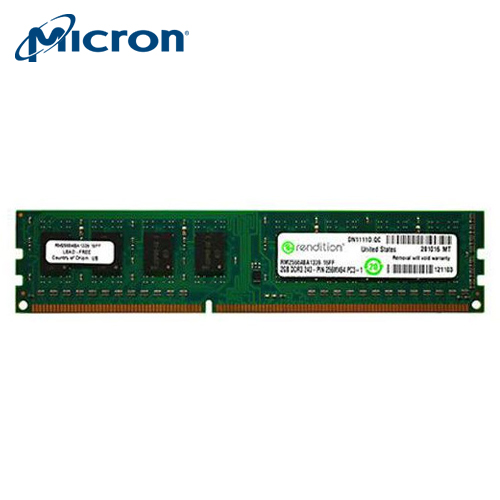 美光 DDR3 1600 8GB PC用【展示良品】