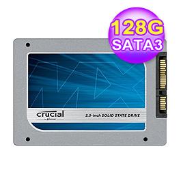 美光 Crucial MX100 128G固態硬碟【展示良品】