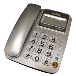 歌林 來電顯示有線電話機 KTPDS001 (不挑色隨機出貨)