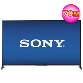SONY 70型 3D4K WIFI LED液晶電視 KD-70X8500B