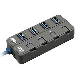 INTOPIC 廣鼎 HB-320 4埠USB3.0集線器