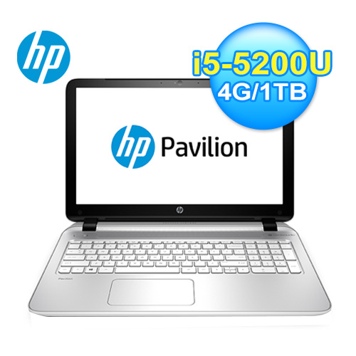 HP 惠普 15-p262TX 15.6吋 商用筆電 白