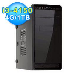 捷元 i3-4150 魔物獵人WIN7 電腦