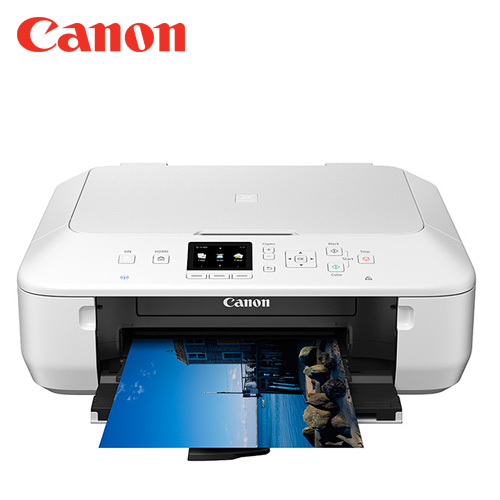 Canon 佳能 MG5670 多功能複合機 白