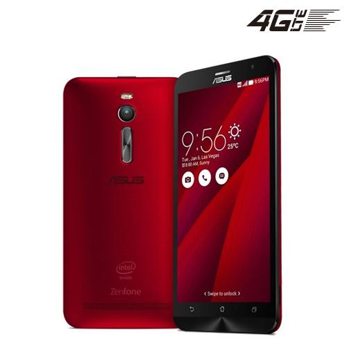 ASUS 華碩 ZenFone 2 (ZE551ML)2G/32G 紅