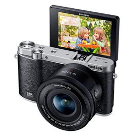 Samsung 三星 NX3000 16-50mm 變焦鏡組 黑