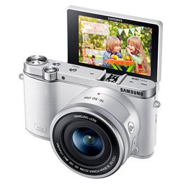 Samsung 三星 NX3000 16-50mm 變焦鏡組 白
