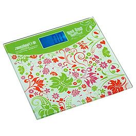 日象 电子体重计 浪漫花园 ZOW-8180-20