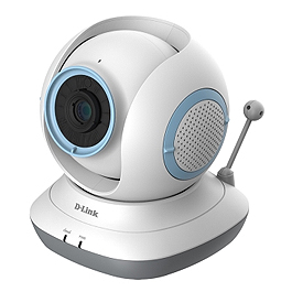 D-Link 友訊 DCS-855L 寶寶專用攝影機