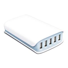 JETART 捷藝 5埠智慧型USB充電器 UCA5050
