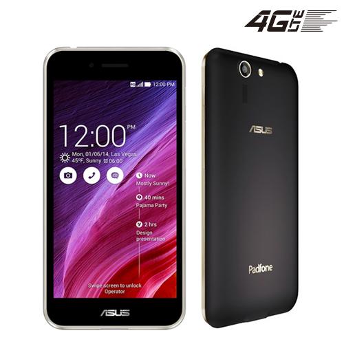 ASUS 華碩 PadFone S 變形手機 PF500KL (16G) 黑
