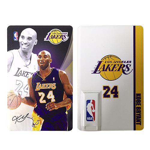 NBA Kobee 8G卡片隨身碟
