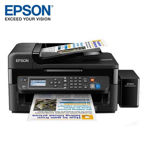 EPSON L565 Wifi傳真連續供墨印表機