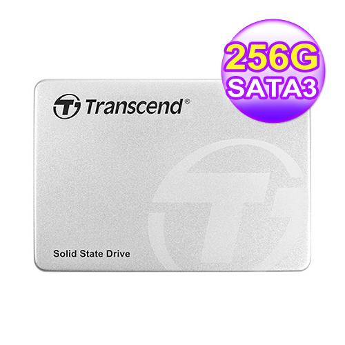 創見 TS256GSSD370S 256G 固態鋁殼硬碟