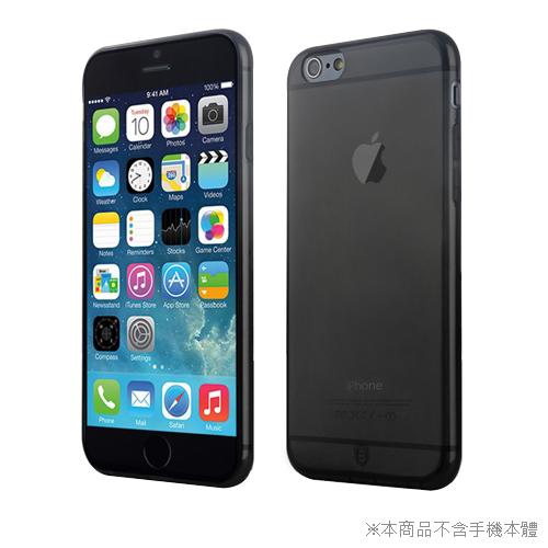 BASEUS 超薄TPU軟套 iphone 6 plus 5.5吋 透黑