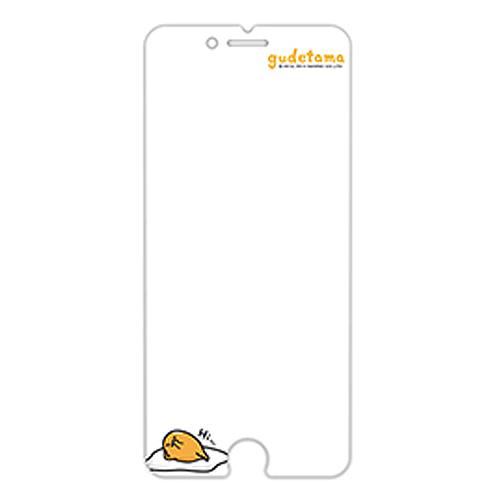 蛋黄哥 浮雕玻璃保贴 iPhone 6+ (GE101)