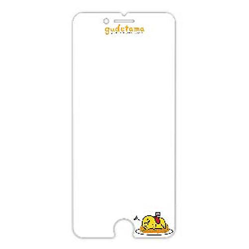蛋黄哥 浮雕玻璃保贴 iPhone 6+ (GE102)