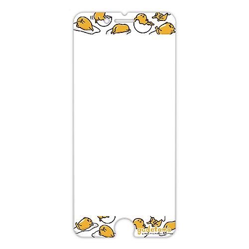 蛋黄哥 浮雕玻璃保贴 iPhone 6+ (GE202)