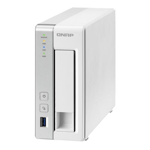 QNAP TS-131 1BAY 儲存伺服器