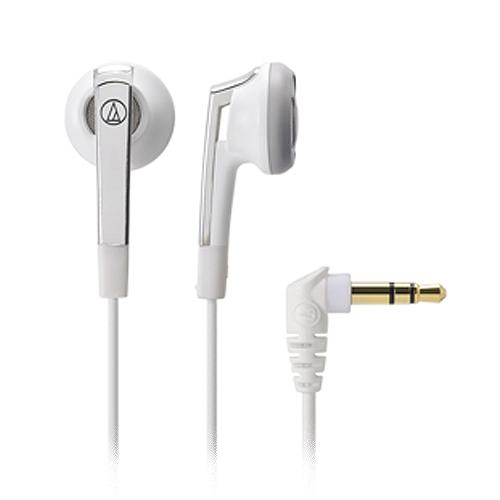 鐵三角 ATH-C505 耳塞式耳機 白 -friDay購物 x GoHappy