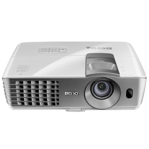 BenQ W1070+ 1080P 側投3D三坪投影機