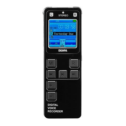 DENPA 4G彩色數位錄音筆 S-111