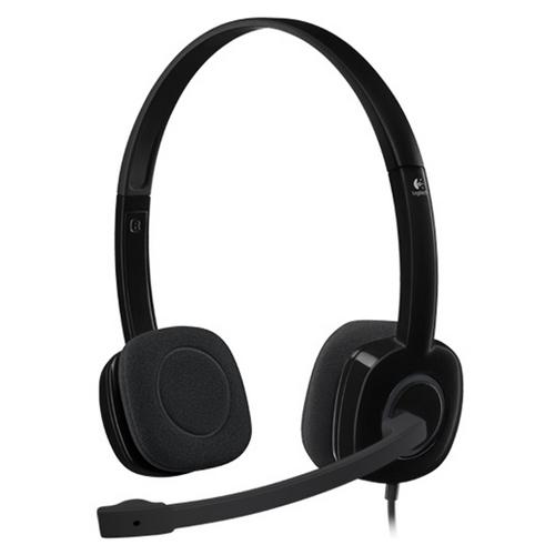 羅技 H151 立體耳機麥克風