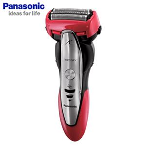 【Panasonic國際牌】超跑系列_三刀頭智能感知水洗式電鬍刀(紅) ES-ST27