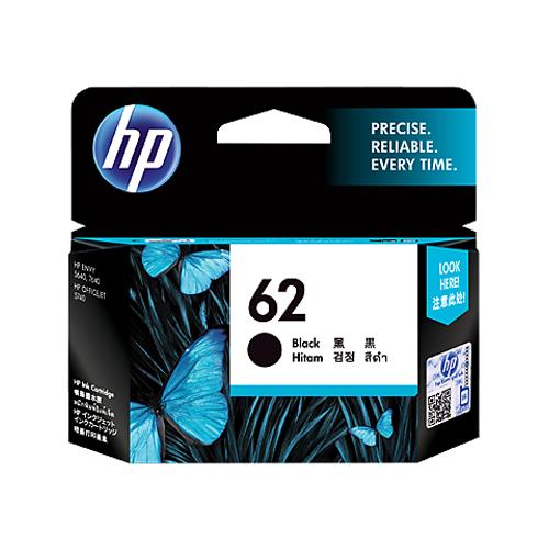 HP C2P04AA (No.62) 黑色墨水匣