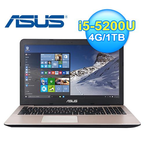ASUS 華碩 X555LB-0171A 15.6吋 繪圖筆電 深棕
