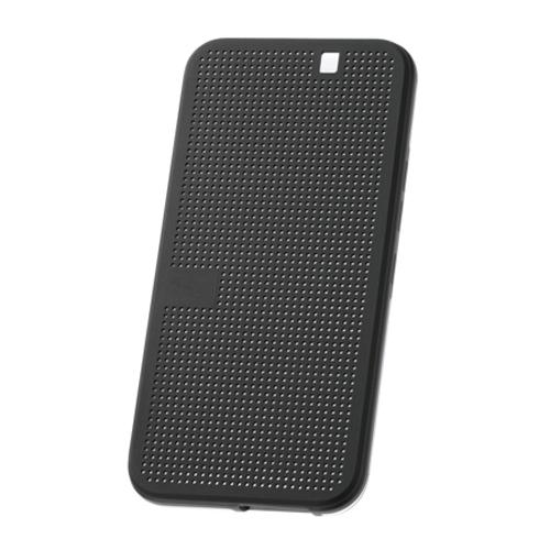 HTC M9 點陣立顯皮套 黑【展示良品】