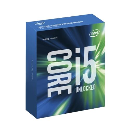 intel 第六代 盒裝 Core i5-6600K 四核心處理器